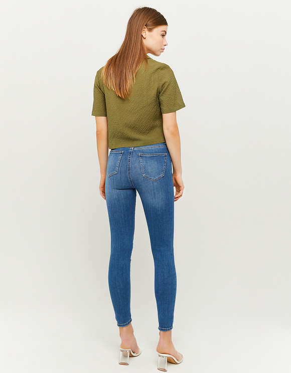 Jean Taille Haute Skinny