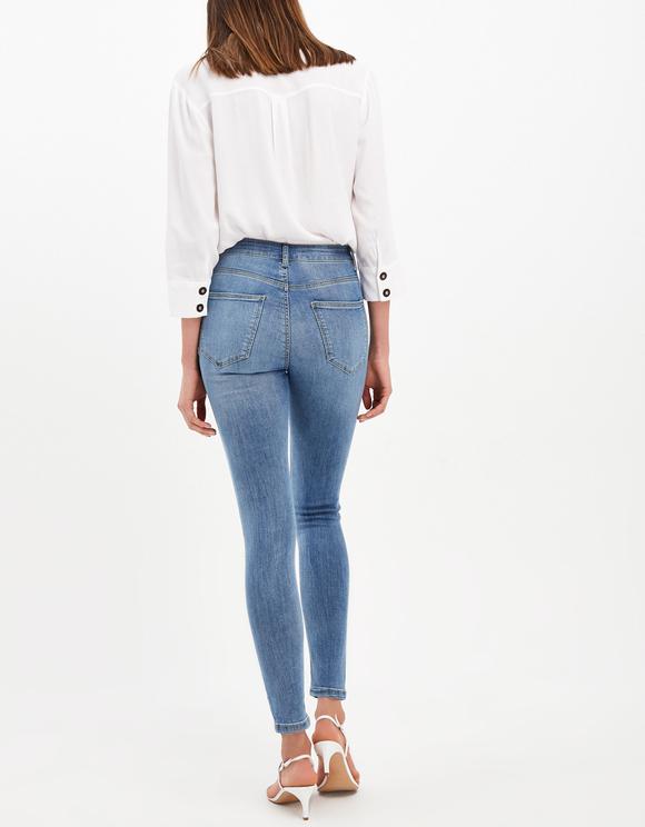 Smart Shape High Waist Skinny Jeans