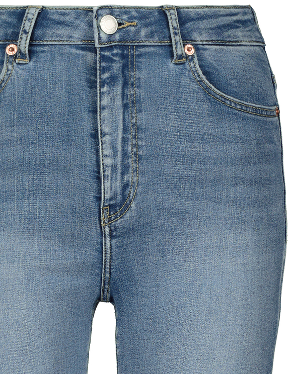 Jeans Destroy Skinny a Vita Alta