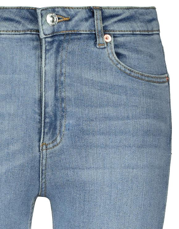 Jean Skinny Taille Très Haute