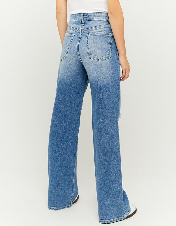 Extra Wide Leg Jeans