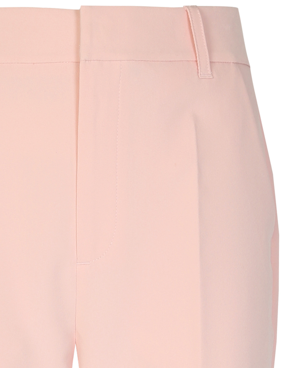 Soft Pink Elegant Trousers