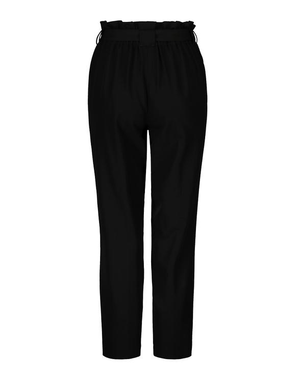 Pantalon Noir avec Boucle
