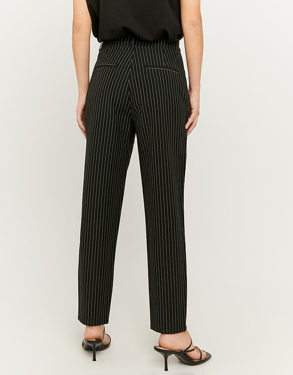Striped Slouchy Trousers