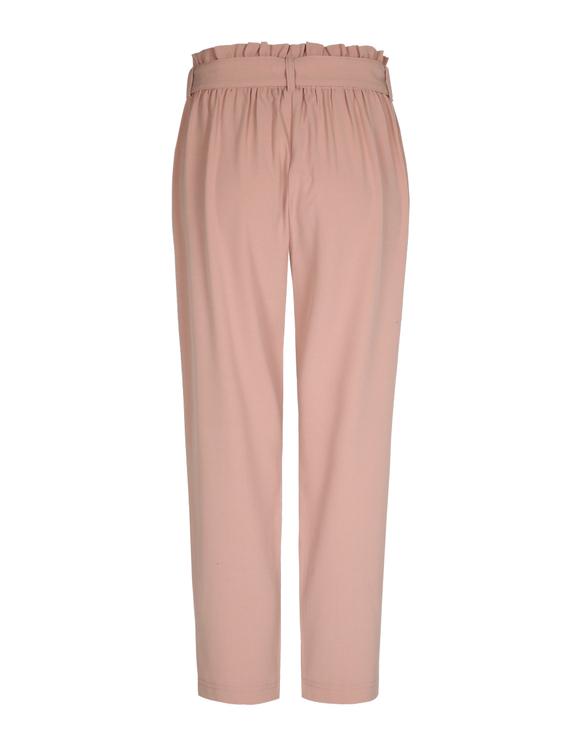 Pantalon Rose avec Ceinture