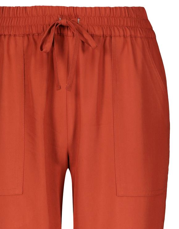 Pantalon Cargo à Lien de Serrage