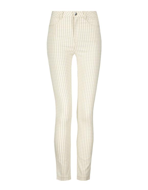 Pantalon Skinny Vichy