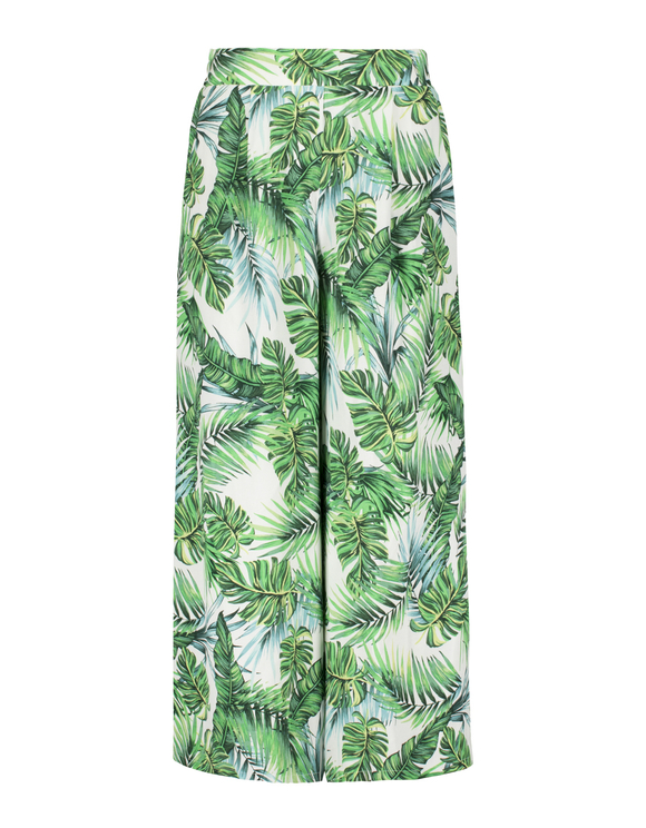 Tropical Culotte Trousers