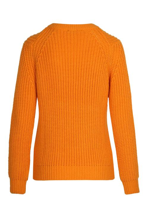 Orange Jumper