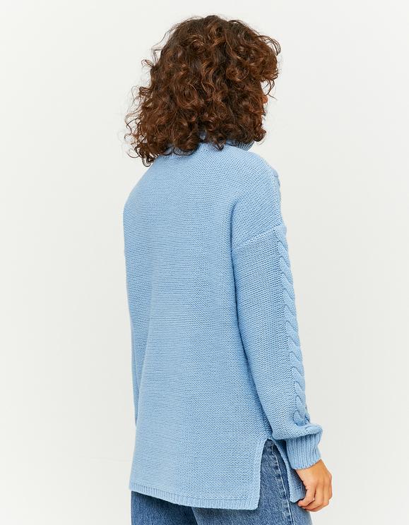 Blue Long Jumper