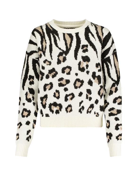 Pullover Animalier