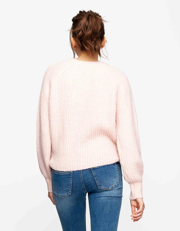 Pink Raglan Jumper