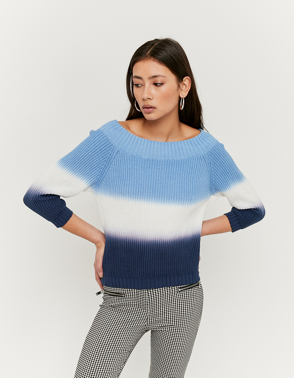 Tie & Dye Pullover
