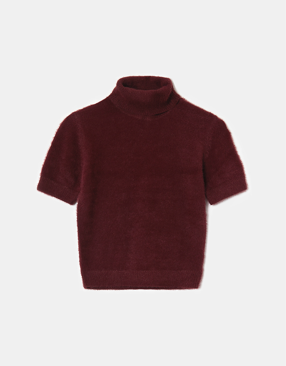 Pull Court Rouge