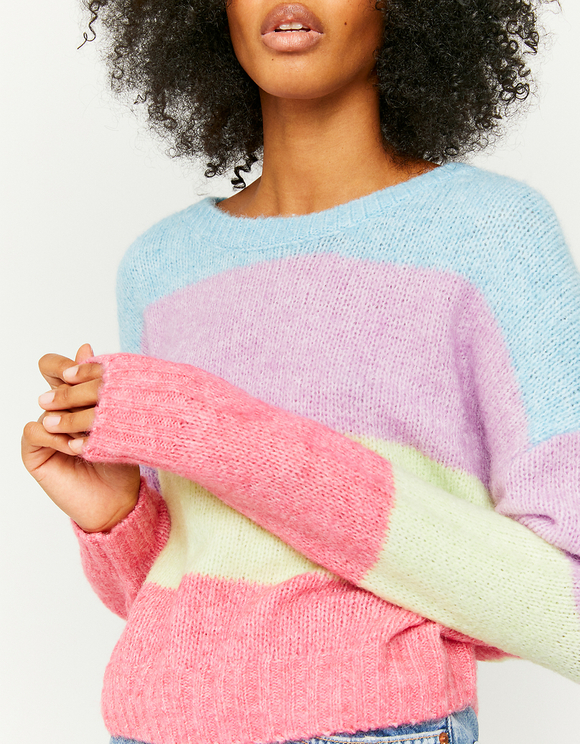 Colorblock Jumper