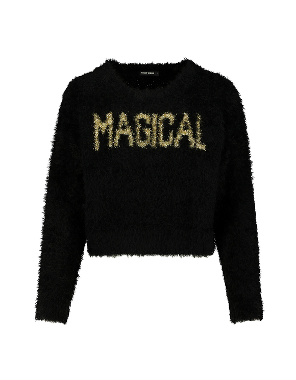 Loulou Jumper with Slogan