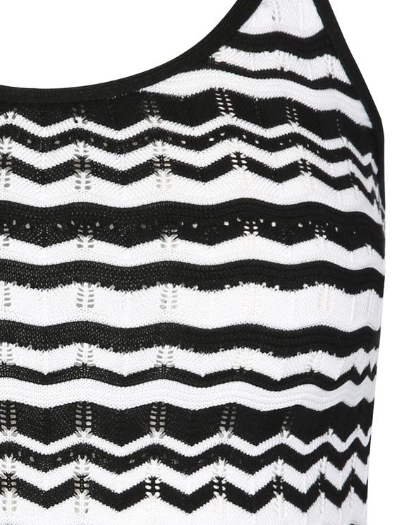 Fine Knit Crop Top