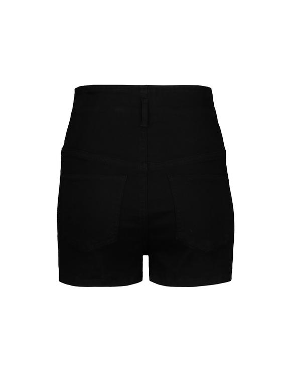 Short Taille Très Haute Lacé