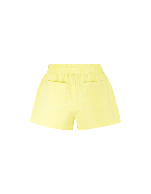 Light Green Sporty Shorts