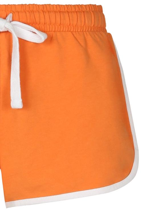 Mini Short Orange