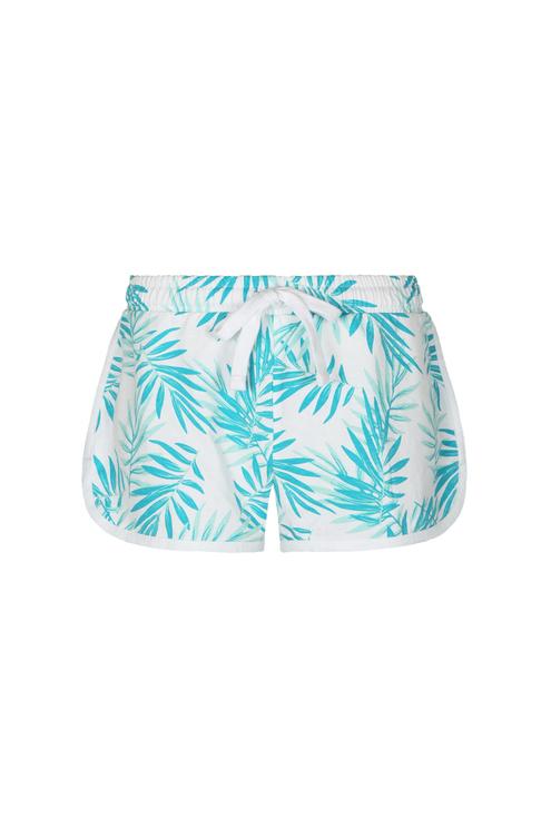 Blue & White Shorts