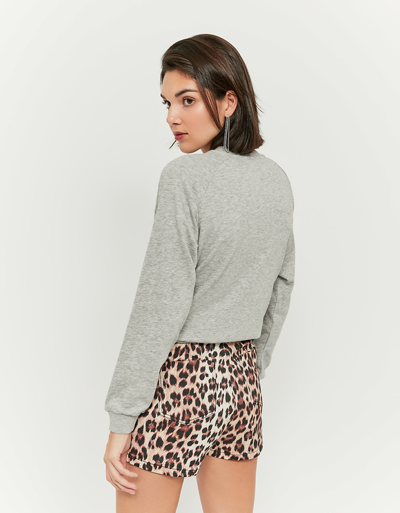 Gonna-Pantalone in Stampa Leopardata
