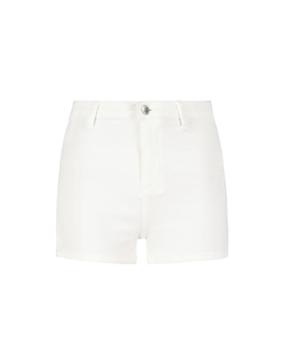 Weiße Shorts