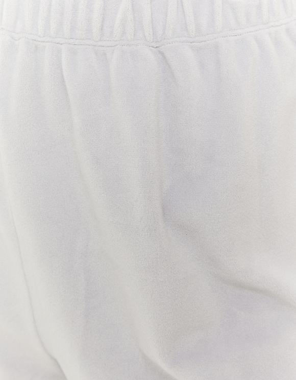 High Waist Sweat Shorts
