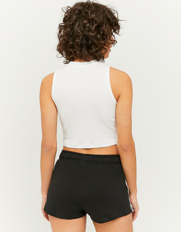 Black Sweat Shorts