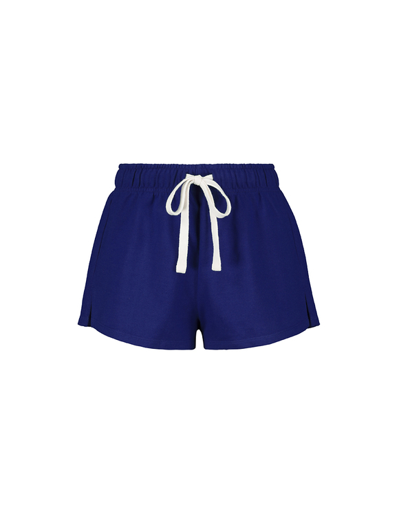 Dark Blue Sweat Shorts