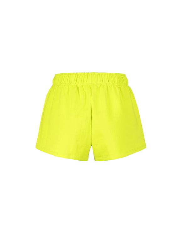 Neon Green Sweat Shorts