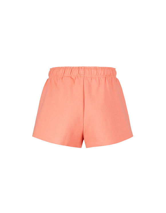 Orange Sweatshorts