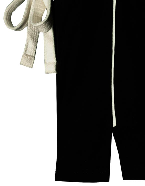 Pantaloncini della Tuta Neri