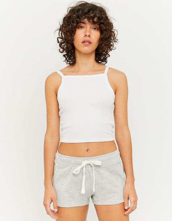 Grey Sweat Shorts