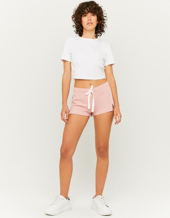 Pink SWeat Shorts