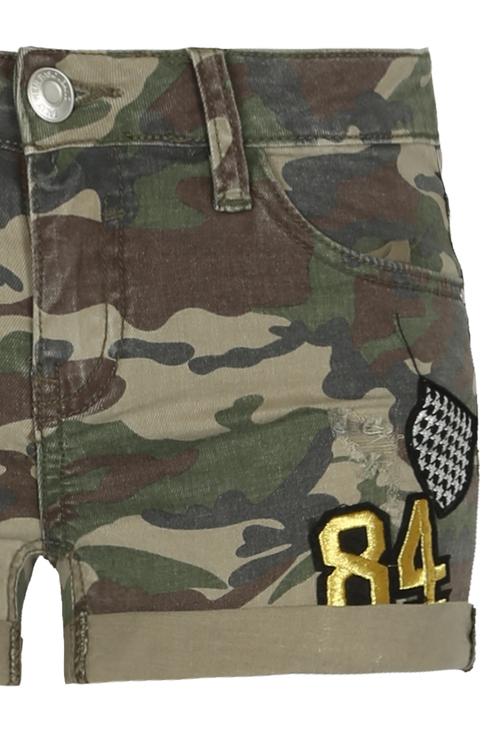 Camo Shorts