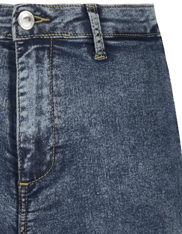 Short Skinny en Jean