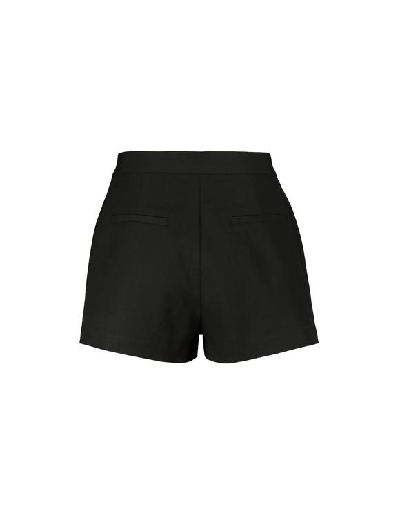 Short Habillé Noir