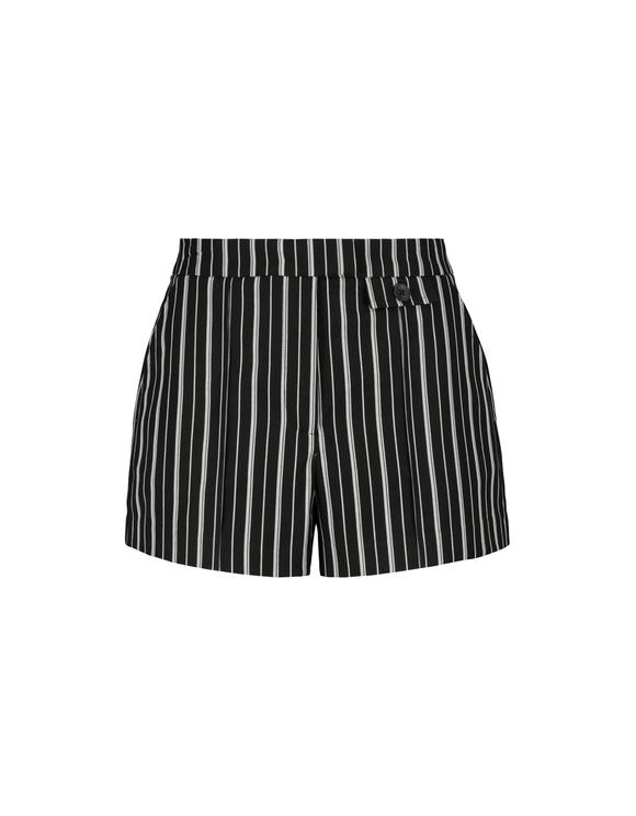Pantaloncini Eleganti a Righe
