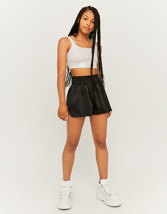 Black Lightweight Shorts