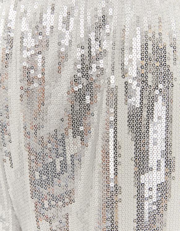 Srebrne szorty - Paperbag