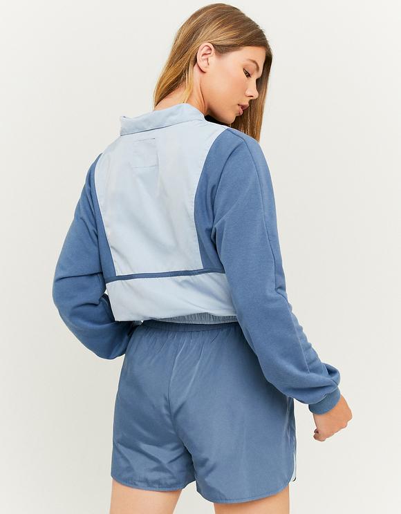 Blaue leichte Shorts
