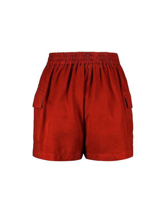 Pantaloncini Cargo con Coulisse