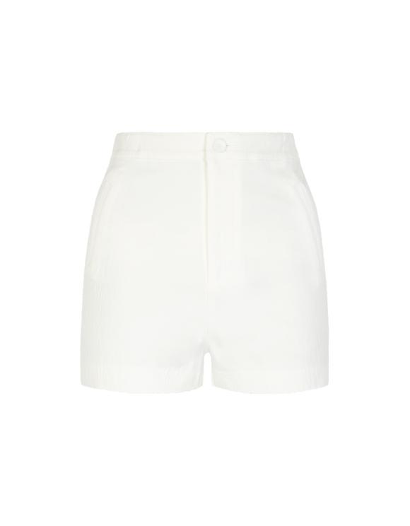 Short Blanc Habillé