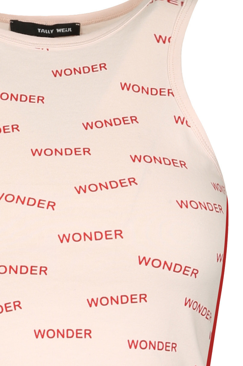 "Pink ""Wonder"" Top"