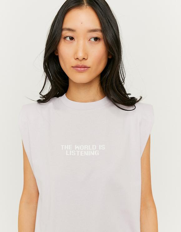 T-Shirt Lunga Smanicata