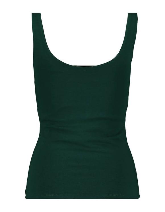 Green Tank Top