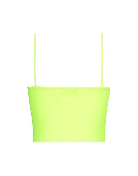 Neon Printed Top