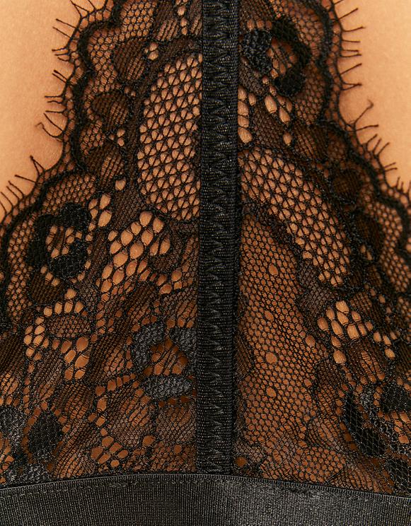 Black Lace Bralet