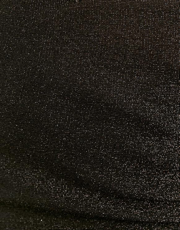 Brassière Noire Brillante